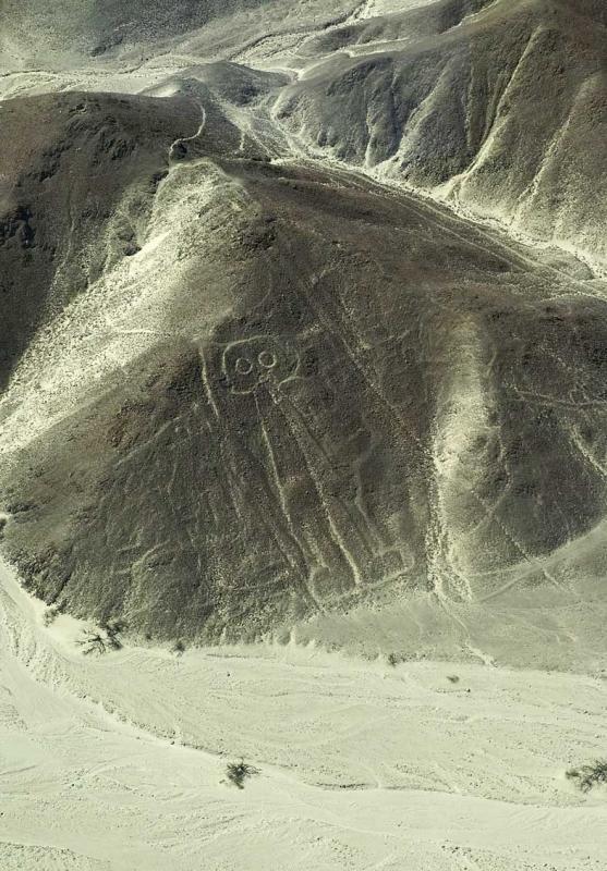 las pistas de Nazca. Ecc4f04a133821c37b320212b9bf842d