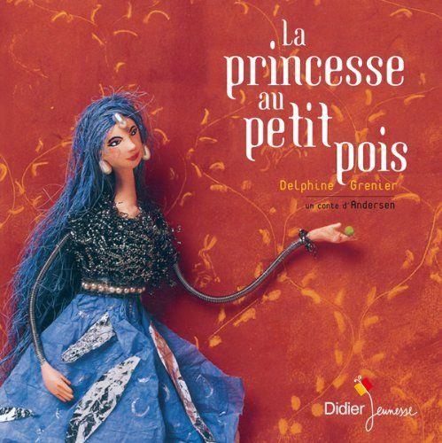 La princesse au petit pois de Hans Christian Andersen http://www.amazon.fr/dp/2278065610/ref=cm_sw_r_pi_dp_-T84ub0NA6HK9