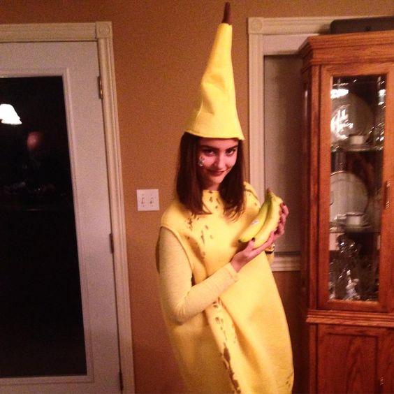 #bananacostume #Halloween #