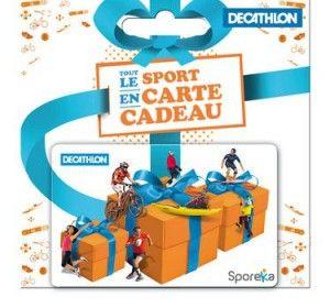 250€ de cartes cadeaux Décathlon à gagner !