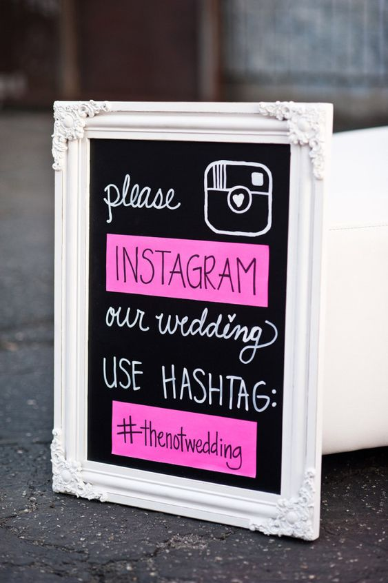 Instagram, Wedding and Pictures on Pinterest