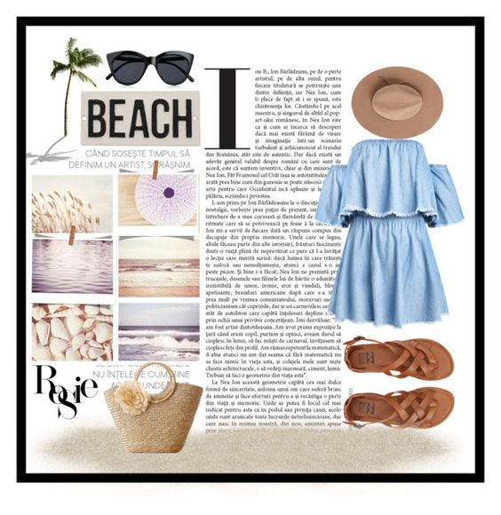 """""""Untitled #208"""" by nata0 ❤ liked on Polyvore featuring Billabong, Satya Twena, Le Specs, HomArt and Whiteley"""