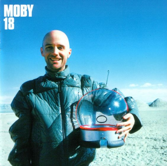 Moby - 18 - 3.5/5