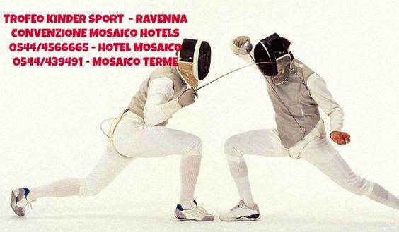 Trofeo kinder sport  CONVENZIONE MOSAICO HOTELS
