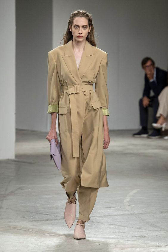 Trench moda Primavera 2020: le tendenze dalle sfilateelleitalia