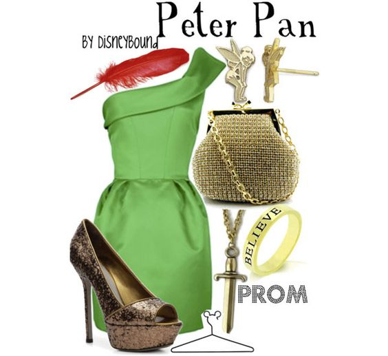 disneybound-disney-movie-inspired-fashion-outfits-peter-pan