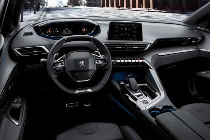 New Peugeot 5008 turns on the style as large SUV - http://carparse.co.uk/2016/09/05/new-peugeot-5008-turns-on-the-style-as-large-suv/