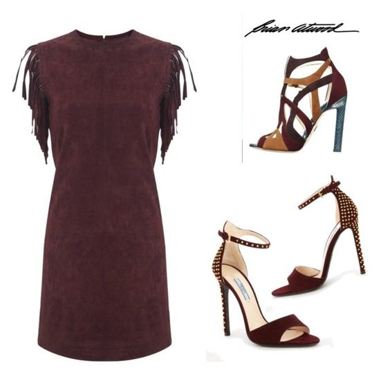 """Untitled #96"" by tam-west on Polyvore featuring Prada and Miss Selfridge"