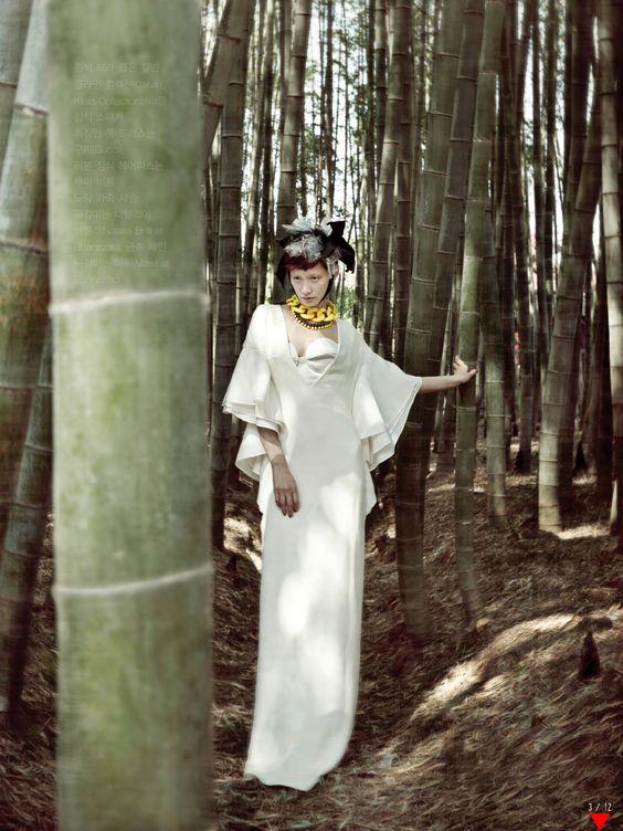 Vogue Korea // June 2013