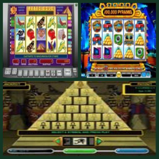 Казино пирамида играть без регистрации кто зарабатывал в интернет казино
