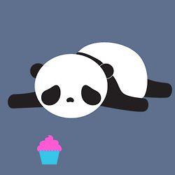 Sad Pandas by Jennifer Jung.