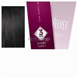 Velvet Velvet Vintage Wave Short 3PCS - Color 1 - Remi Weaving
