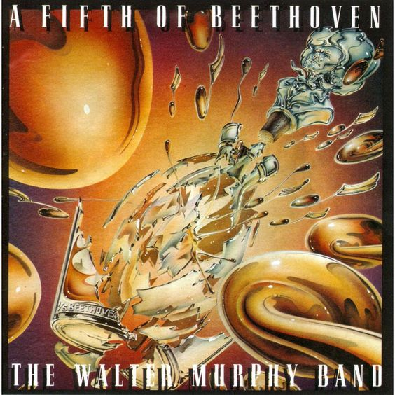 Walter Murphy Band - A Fifth of Beethoven (CD)