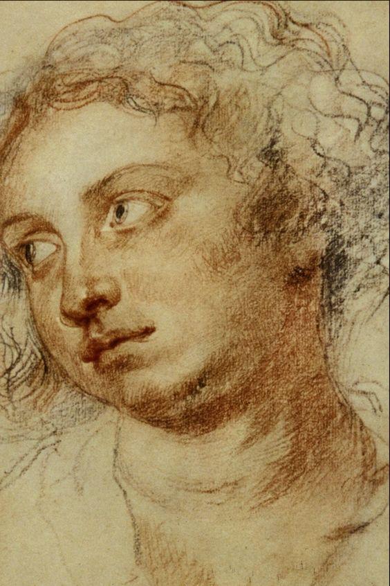 Rubens Figure Drawings RUBENS Pieter Paul - F...