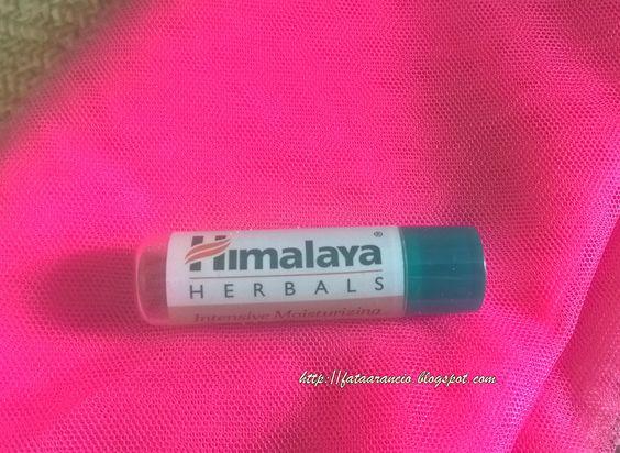 Hymalaya Herbals-Intensive Moisturizing Cocoa Butter Lip Balm