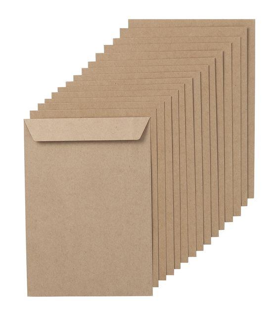 15 enveloppes - C5 - HEMA