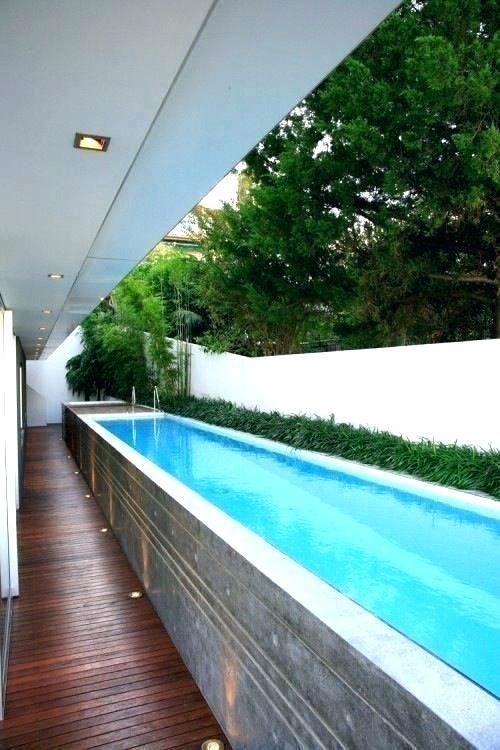 Diy Swimming Pool Design In 2020 Backyard Pool Pool Patio Designs Modern Pools