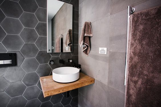 Badezimmer Landhausstil Dusche: Badezimmer ohne fliesen ...