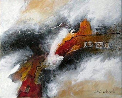 """Michaela Steinacher, """"Emotion II"""" Mit einem Klick auf 'Als Kunstkarte versenden' versenden Sie kostenlos dieses Werk Ihren Freunden und Bekannten."""