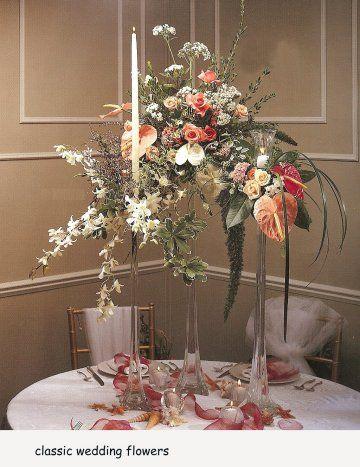 Tall Vases - Step by Step Wedding Tutorial