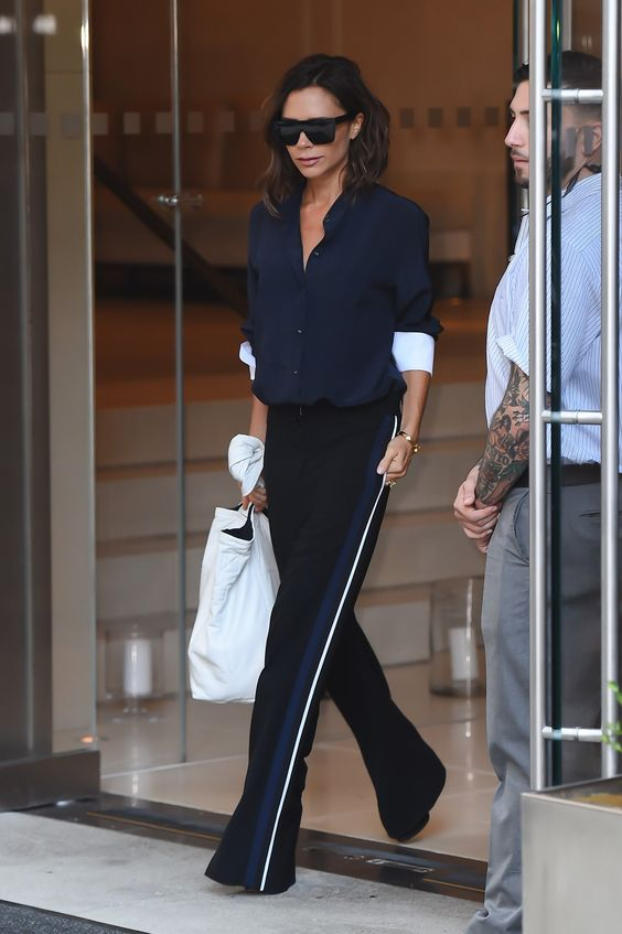 Victoria Beckham Steps Out in Her Best New York Street-Style Looks Yet