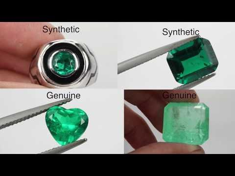 How To Buy And Know If You Have A Fake Or Real Emerald Youtube Minerals And Gemstones Emerald Jewelry Gemstones