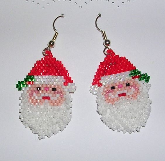 "Search Results for ""Free Christmas Earring Patterns"" – Calendar ..."