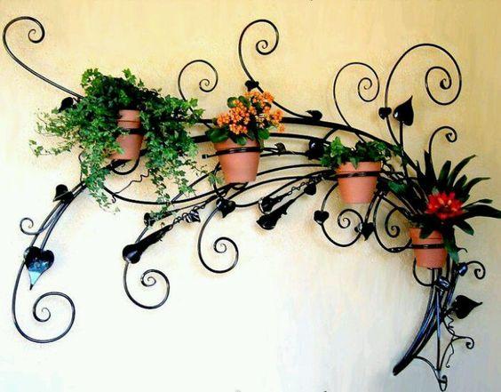 Для подвески цветов