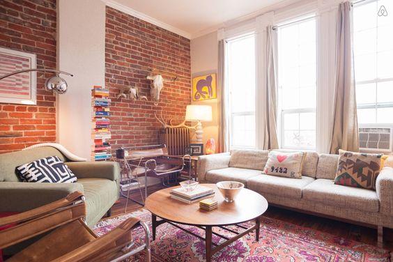 Boutique Apartment W/ Rooftop Patio   Vacation Rental In Denver, Colorado.  View More: #DenverColoradoVacationRentals | Pinterest