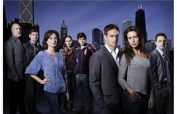 Wendy Moniz as Elaine McCutchen on ABC drama, Betrayal - 2013