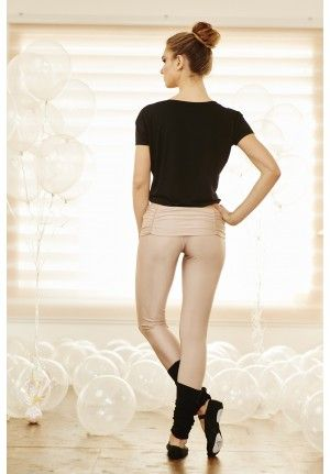 LEGGING DEMI NUDE: