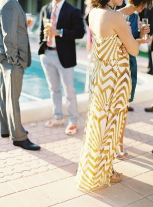 Simple chic palm beach wedding wedding guest attire for Wedding dresses palm beach