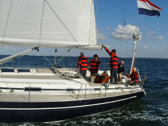 Challenge Team - Zeilen in Zeeland Zakelijke Arrangementen