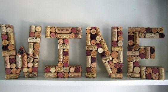Wein Korken von corkandcompany auf Etsy