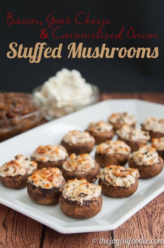 mushrooms stuffed portobello mushrooms feta stuffed mushrooms stuffed ...