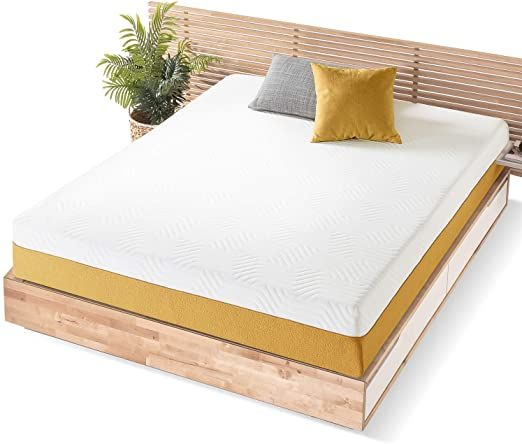 Mellow 10 Inch Lagom Hybrid Mattress Twin Bamboo Charcoal Memory Foam And Pocket Springs Certipur Us Certifie In 2020 Hybrid Mattress Twin Mattress Perfect Mattress