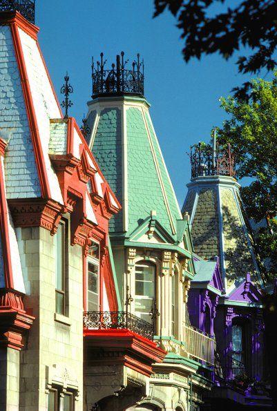 #Montréal #Architecture