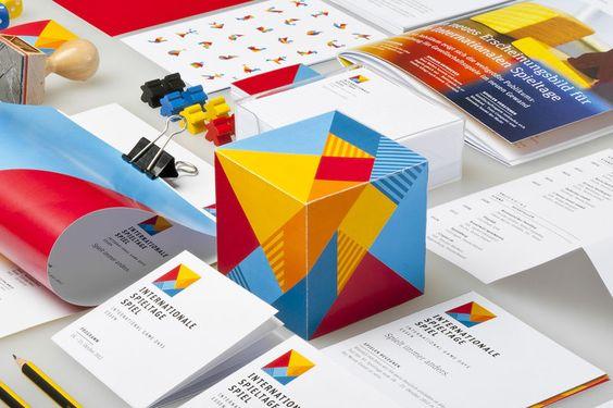modular: Spieltage Branding, Design Graphic, Graphic Design Inspiration, Blog Design, Branding Identity Logo, Branding Logo, Graphic Design Advertising