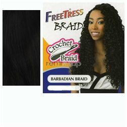Freetress Barbadian Braid  - Color TP1B/33 - Synthetic Braiding