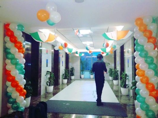 Republic Day Decoration Packages In Bangalore Independence Day