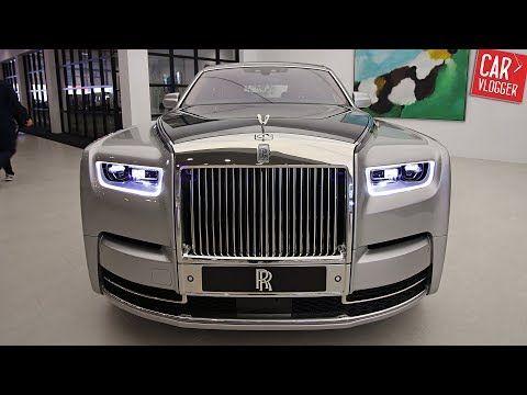 Inside The New Rolls Royce Phantom 8 2018 Interior Exterior Details Youtube Rolls Royce Phantom Rolls Royce Super Luxury Cars
