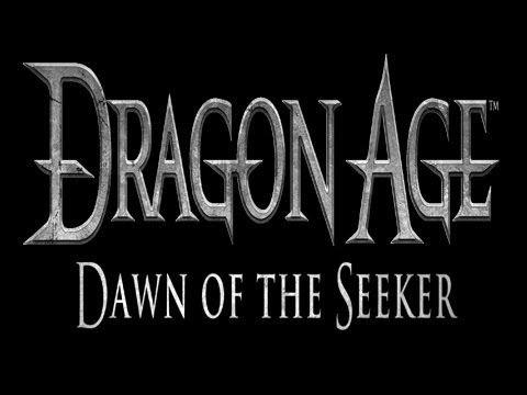 Dragon Age: Dawn of the Seeker Exclusive Trailer [HD] on Machinima.