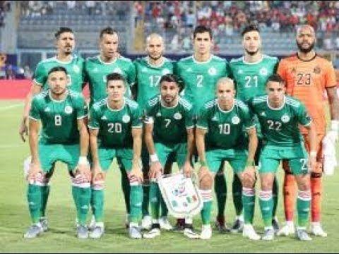 عاجل المنتخب الوطني الجزائري في المركز الثاني في سنة 2019 Bein Sports Alger Soccer