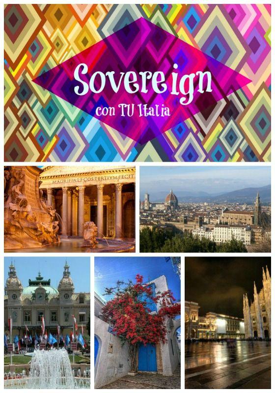 ¿Vas en el Sovereign de Pullmantur? Esto te espera en las excursiones de TU Italia. Paquete de excursiones a 113 euros.