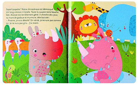 Le rhinocérose par Pascal Brissy
