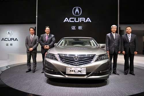 Гибридный Acura RLX показали на пекинском автосалоне. На автосалон в Пекине компания Acura привезла свою гибридную версию автомобиля RLX с системой полного привода Sport Hybrid SH-AWD. Данная модель предназначена для китайского рынка, где её продажи начнутся уже в августе теку�