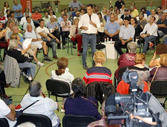 El PSOE a sus militantes: Avalas los acuerdos para un Gobierno progresista y reformista? https://t.co/7yivsQZZ5l #España