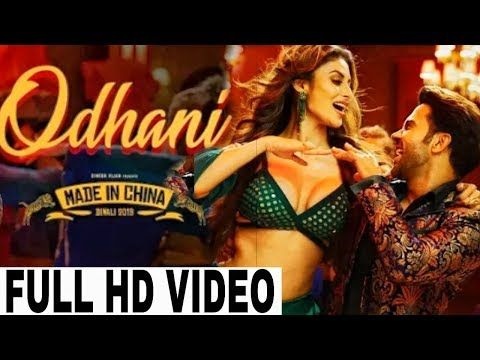 Odhani Full Video Song Made In China Neha Kakkar Darshan Raval Ke Odhani Odhu To Udh Udh Jaye Song Youtube Youtube Songs Friday Film