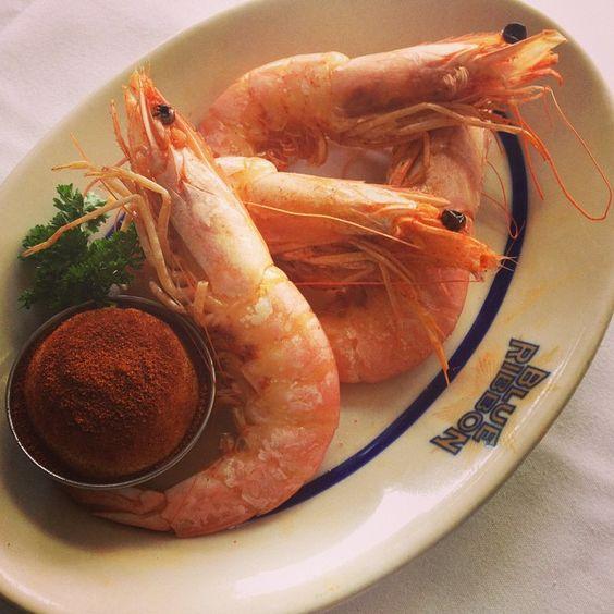 """""""New Orleans Shrimp #fruitsdemer #blueribbonbrooklyn #parkslope"""""""