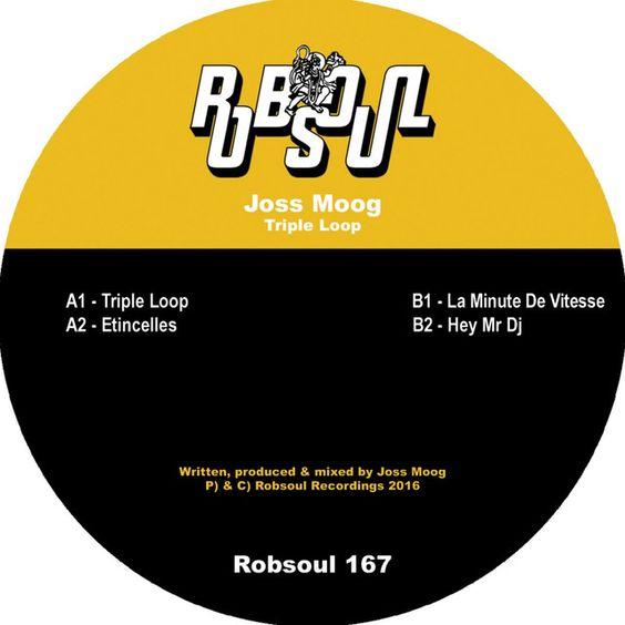 """Triple Loop"" by Joss Moog was added to my Top House playlist on Spotify"